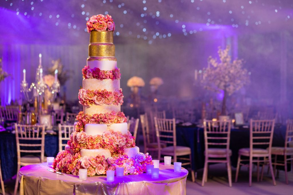 Wedding Cakes from Poonams