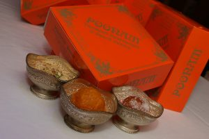 Ladoo Box for wedding from Poonams