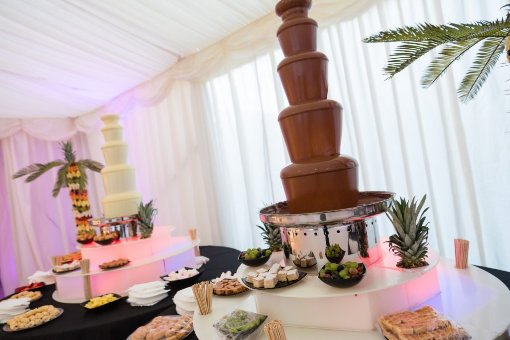 Chocolate Fountains from Poonams