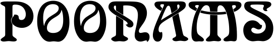 Poonams Logo